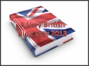 A Very British Blog tour