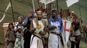 How it wasn't - thank you Monty Python team!