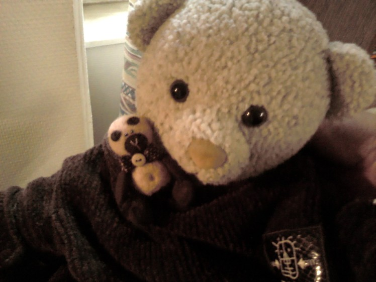 Bear hugs all round!