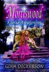 MORTISWOOD Kaelia Awakening BRAND NEW OCT KINDLE SMASH REFLECT