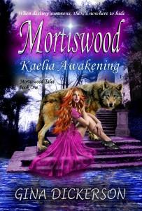 MORTISWOOD Kaelia Awakening BRAND NEW OCT KINDLE SMASH REFLECT