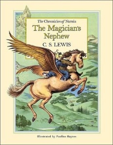 The cover of the version I read as a child