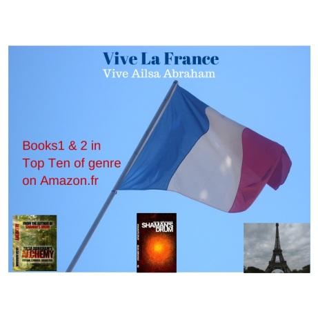 Vive la France f