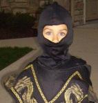 ninja little (just one of)