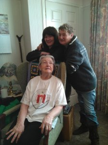 Mu, me and Mary