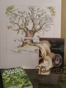 Books with family tree