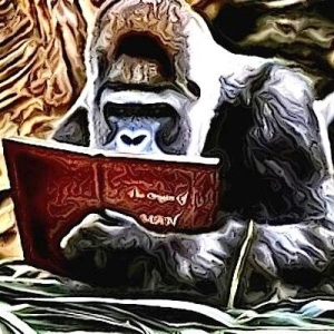 The Story-Reading Ape