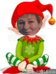 me Xmas elf