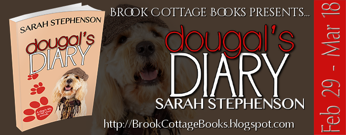 Dougals Diary Tour Banner 1