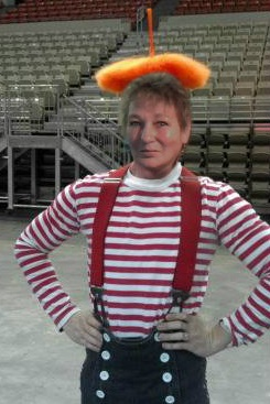 me clown