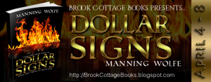 dollar signs banner