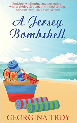Jersey bombshell